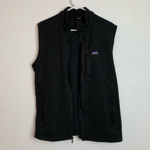 Patagonia Zip Up Fleece Vest - Unisex